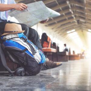 Como se sentir disposto em longas viagens